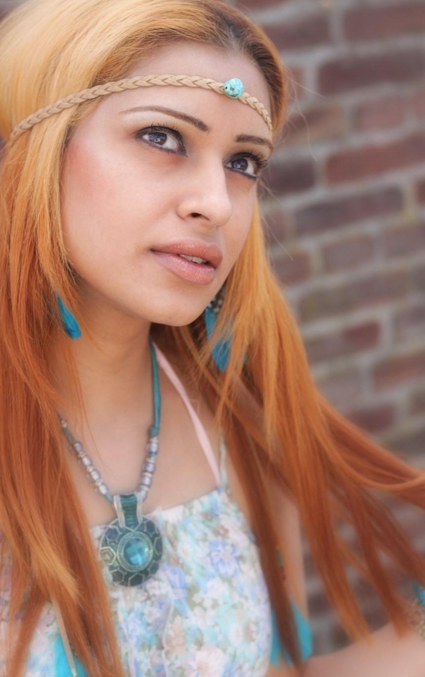 Fotoshoot 'Bohemian' Sadhana Lila met Sacha Barnard Fotografie inBreda