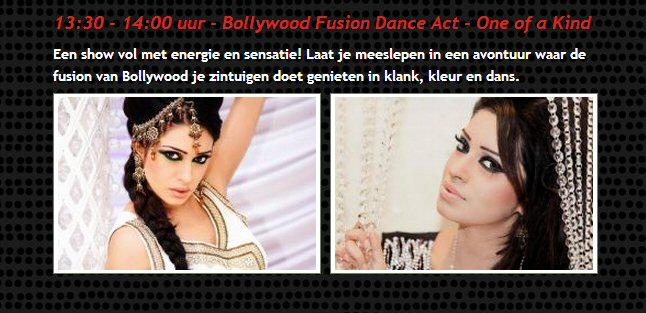 Publicatie Sadhana Lila 'Haags Uit Festival 2013'flyer