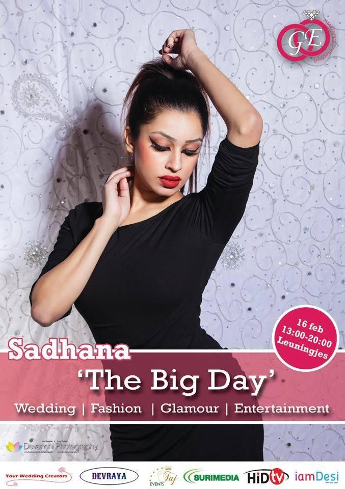 Fotoshoot Sadhana Lila voor 'GloriousZ Enterprise' met UniQue & Devanshi Photography in Leuningjes,Poeldijk