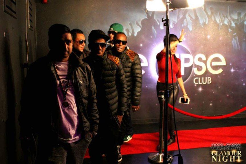 SNAPSHOTS: Sadhana Lila '2FAMOUSCRW live in club Eclipse, Glamour Night' doorwww.Kaise.nl