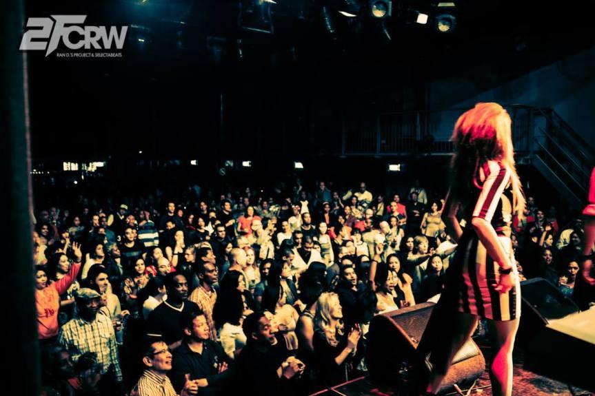SNAPSHOTS: Sadhana Lila '2FAMOUSCRW live in Melkweg the Max, KassavLive'