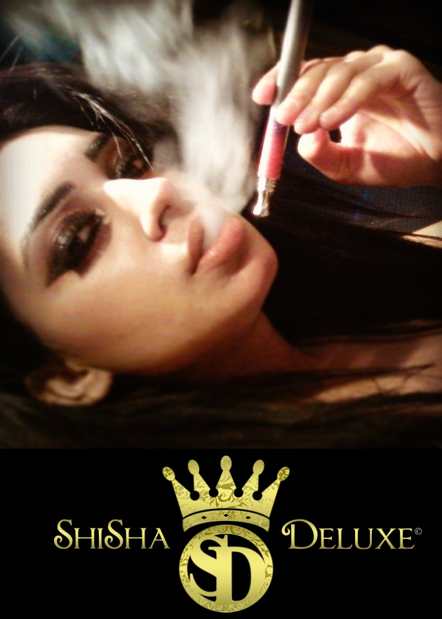 Fotoshoot Sadhana Lila voor Shisha Deluxe inRotterdam