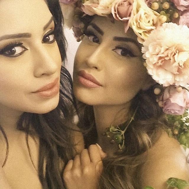 Fotoshoot Sadhana Lila met UniQue & C'lose Up Photopraphy inRotterdam