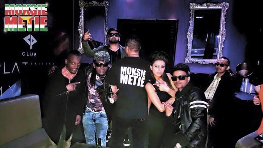 SNAPSHOTS: Sadhana Lila '2FAMOUSCRW live in club Mykech, Moksi MetieFestival