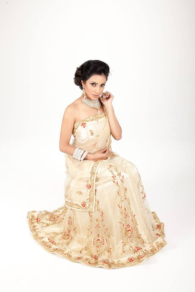 Fotoshoot Sadhana Lila met Muskurata Fashion, Diraya Visagie & Shaadi Service in DenHaag