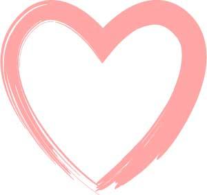 Brush-stroke-pink-heart-clip-art