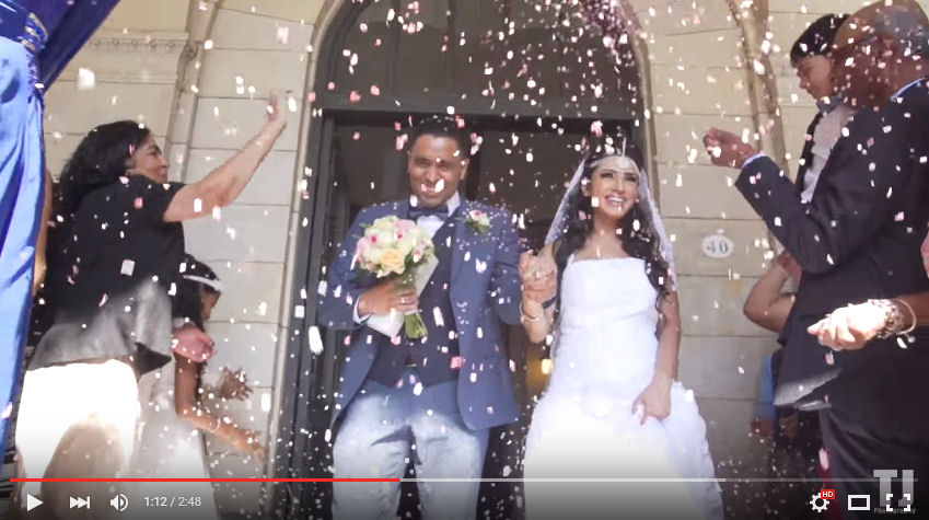 VIDEO: Highlights Sadhana and Aniel wedding 2015 by TJ Photography