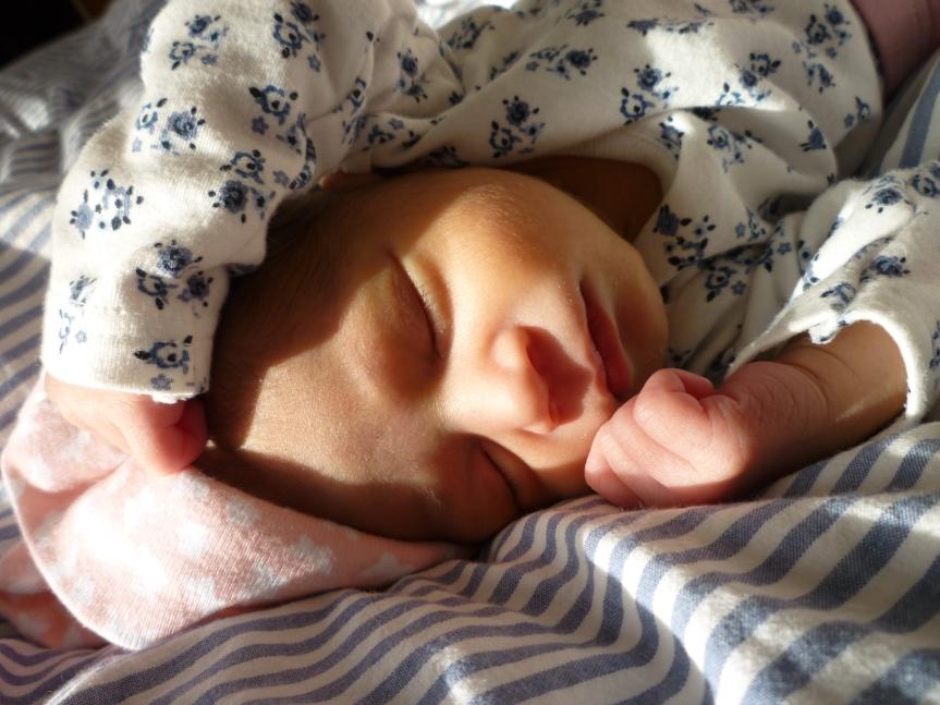 BLOG: Mijn dochter Arohi Himani Chotkoe isgeboren!