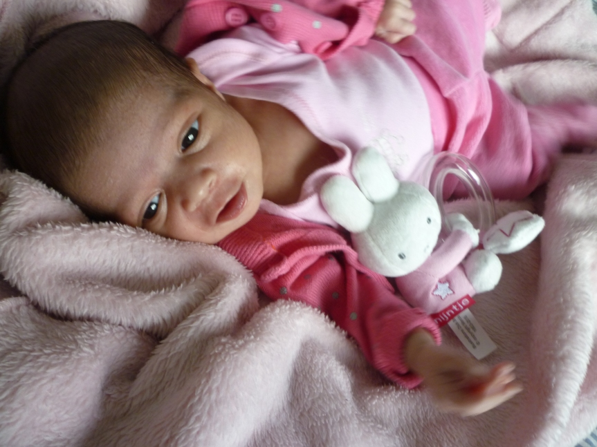 """BLOG: Arohi is verkozen tot """"Baby van de maand"""" door het MaasstadZiekenhuis"""